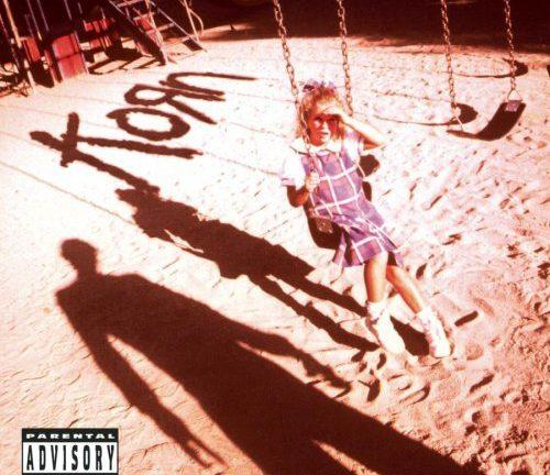couverture premier album korn 1994