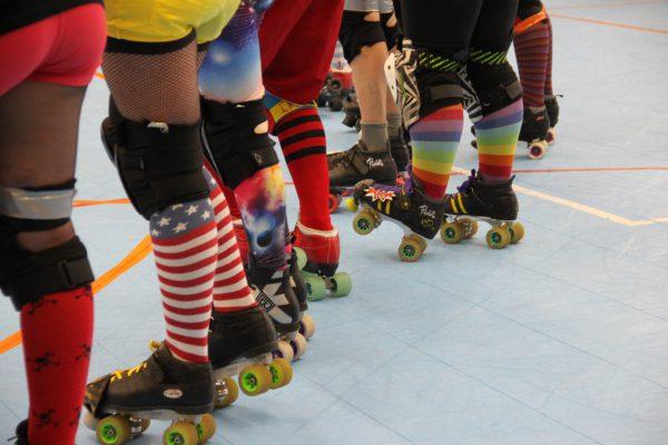Roller Derby Saison 1 : Bootcamp, entorse, MS et premières fois…