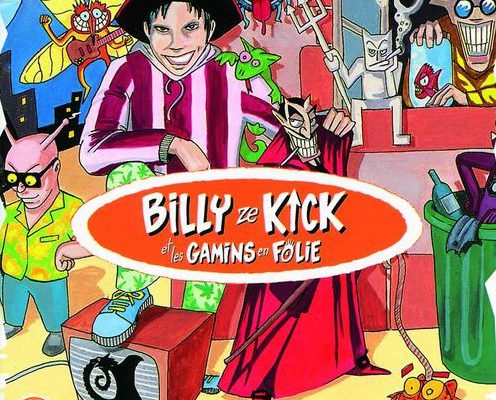 #TBT – Billy Ze Kick & Les Gamins en Folie (1994)