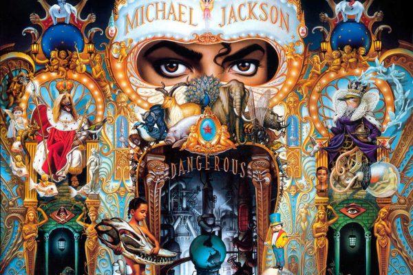 #TBT – Michael Jackson – Dangerous (1991)