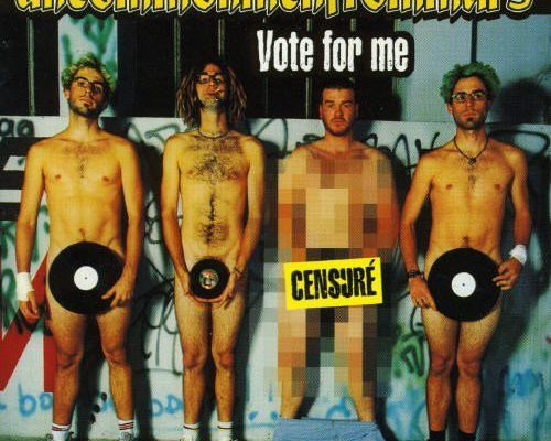 #TBT – Uncommonmenfrommars – Vote For Me (2001)