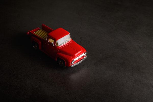 Alec Starlight et la petite voiture rouge