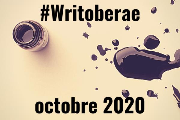 #WritoberAE : relève les défis d'auteur·e·s indés !