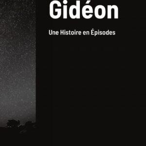 couverture Gidéon par leeloo rocks