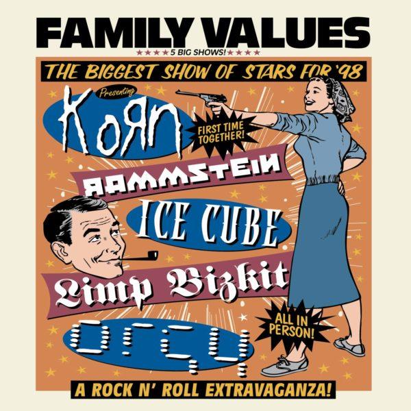 #TBT – Family Values Tour '98